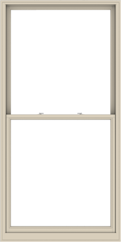 WDMA 48x96 (47.5 x 95.5 inch)  Aluminum Single Hung Double Hung Window without Grids-2