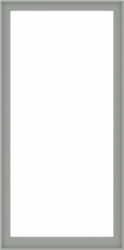 WDMA 48x96 (47.5 x 95.5 inch) Composite Wood Aluminum-Clad Picture Window without Grids-5