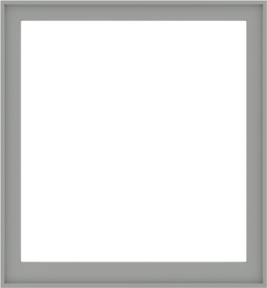 WDMA 52x56 (51.5 x 55.5 inch) Composite Wood Aluminum-Clad Picture Window without Grids-5