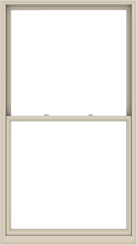 WDMA 54x96 (53.5 x 95.5 inch)  Aluminum Single Hung Double Hung Window without Grids-2