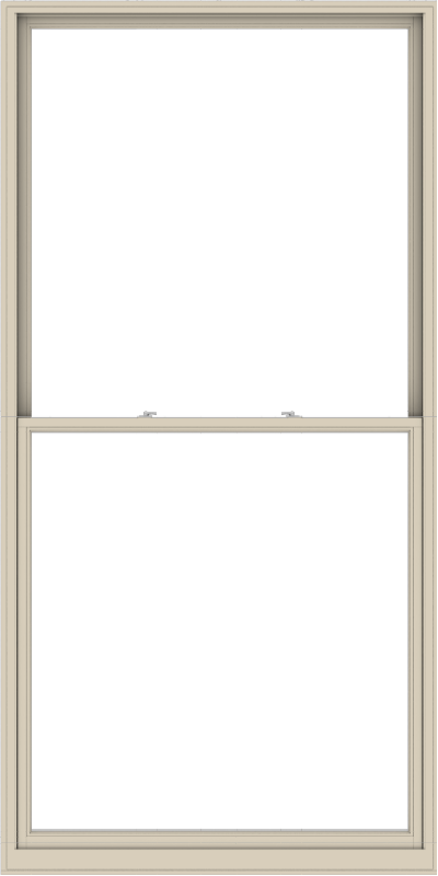 WDMA 60x120 (59.5 x 119.5 inch)  Aluminum Single Hung Double Hung Window without Grids-2