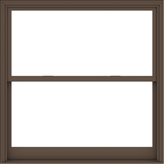 WDMA 60x60 (59.5 x 59.5 inch)  Aluminum Single Hung Double Hung Window without Grids-4