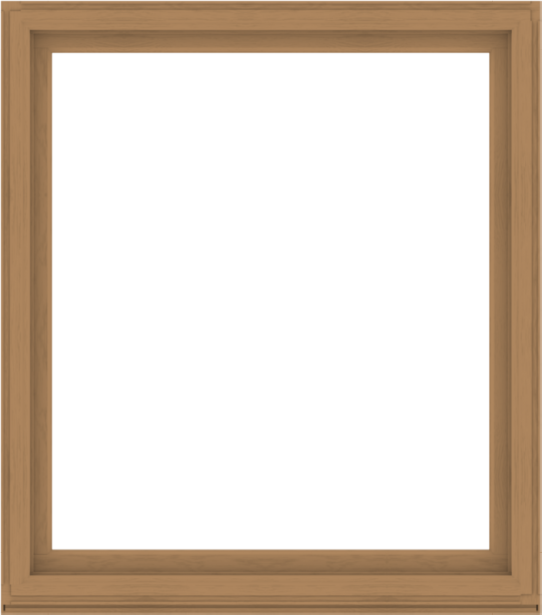 WDMA 60x68 (59.5 x 67.5 inch) Composite Wood Aluminum-Clad Picture Window without Grids-1