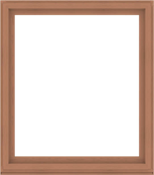 WDMA 60x68 (59.5 x 67.5 inch) Composite Wood Aluminum-Clad Picture Window without Grids-4