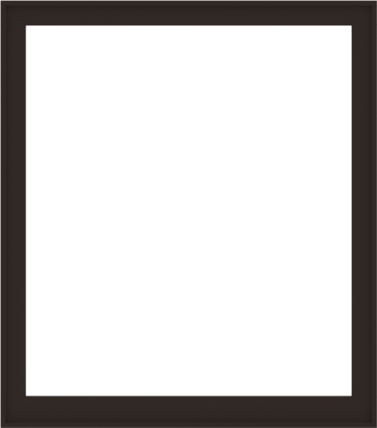 WDMA 60x68 (59.5 x 67.5 inch) Composite Wood Aluminum-Clad Picture Window without Grids-6
