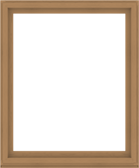 WDMA 60x72 (59.5 x 71.5 inch) Composite Wood Aluminum-Clad Picture Window without Grids-1