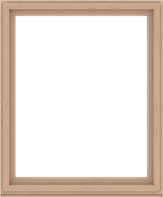 WDMA 60x72 (59.5 x 71.5 inch) Composite Wood Aluminum-Clad Picture Window without Grids-2