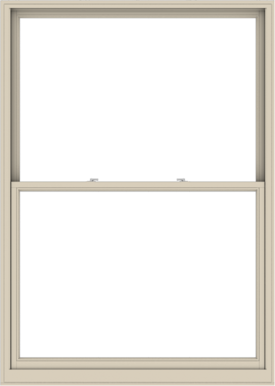 WDMA 60x84 (59.5 x 83.5 inch)  Aluminum Single Hung Double Hung Window without Grids-2