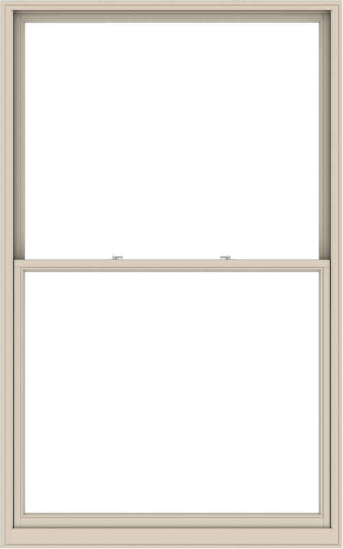 WDMA 60x96 (59.5 x 95.5 inch)  Aluminum Single Hung Double Hung Window without Grids-2