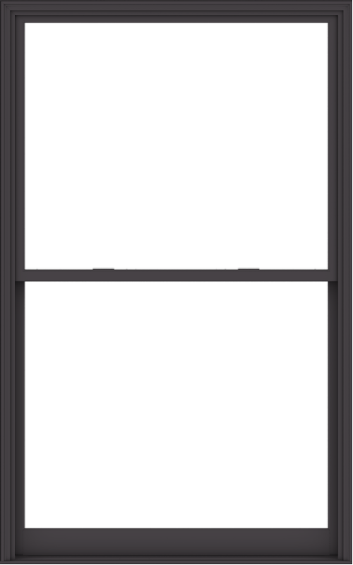 WDMA 60x96 (59.5 x 95.5 inch)  Aluminum Single Hung Double Hung Window without Grids-3