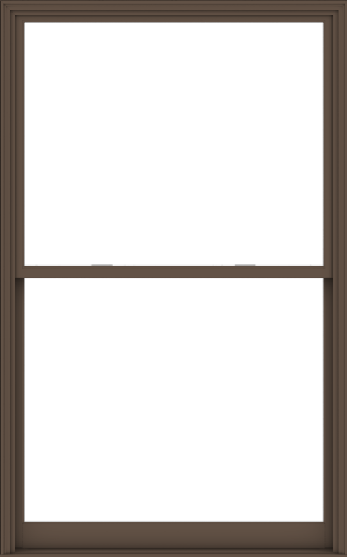 WDMA 60x96 (59.5 x 95.5 inch)  Aluminum Single Hung Double Hung Window without Grids-4