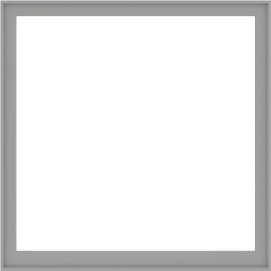 WDMA 68x68 (67.5 x 67.5 inch) Composite Wood Aluminum-Clad Picture Window without Grids-5