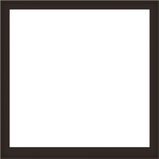 WDMA 68x68 (67.5 x 67.5 inch) Composite Wood Aluminum-Clad Picture Window without Grids-6