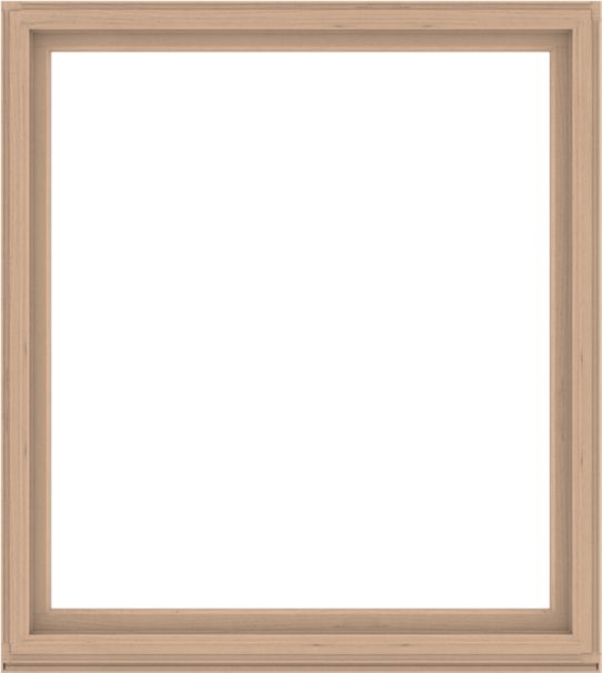 WDMA 68x76 (67.5 x 75.5 inch) Composite Wood Aluminum-Clad Picture Window without Grids-2