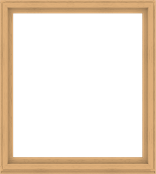 WDMA 68x76 (67.5 x 75.5 inch) Composite Wood Aluminum-Clad Picture Window without Grids-3