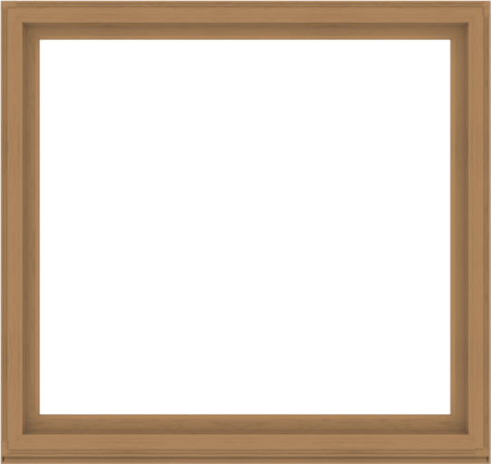 WDMA 72x68 (71.5 x 67.5 inch) Composite Wood Aluminum-Clad Picture Window without Grids-1