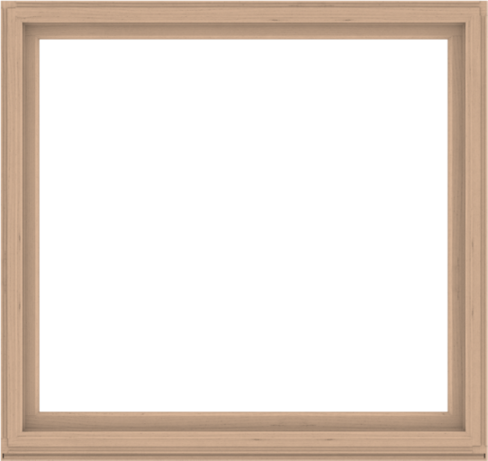WDMA 72x68 (71.5 x 67.5 inch) Composite Wood Aluminum-Clad Picture Window without Grids-2