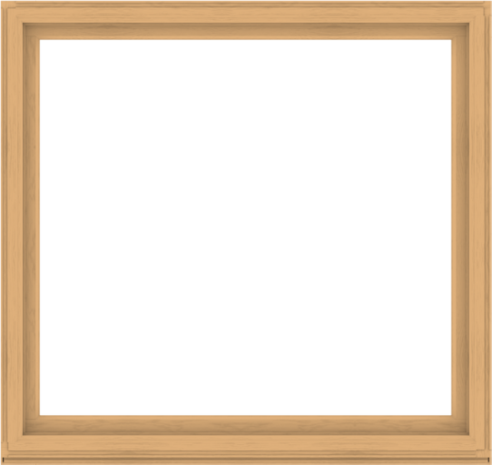 WDMA 72x68 (71.5 x 67.5 inch) Composite Wood Aluminum-Clad Picture Window without Grids-3