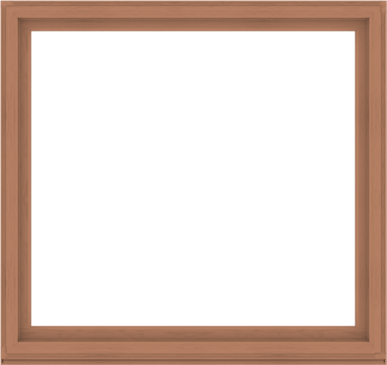 WDMA 72x68 (71.5 x 67.5 inch) Composite Wood Aluminum-Clad Picture Window without Grids-4
