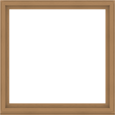 WDMA 72x72 (71.5 x 71.5 inch) Composite Wood Aluminum-Clad Picture Window without Grids-1