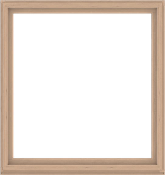 WDMA 72x76 (71.5 x 75.5 inch) Composite Wood Aluminum-Clad Picture Window without Grids-2