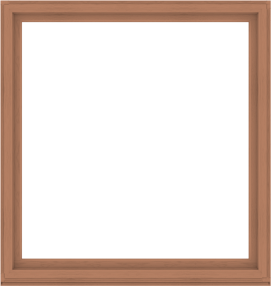 WDMA 72x76 (71.5 x 75.5 inch) Composite Wood Aluminum-Clad Picture Window without Grids-4