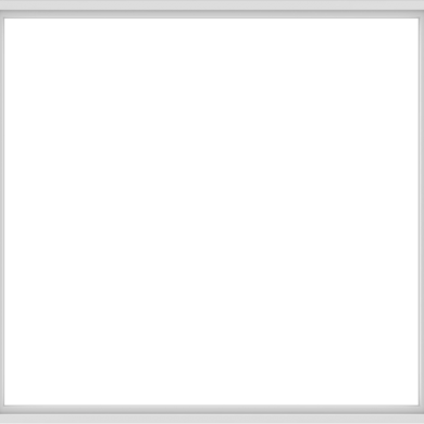 WDMA 96x90 (95.5 x 89.5 inch) Vinyl uPVC White Picture Window without Grids-1