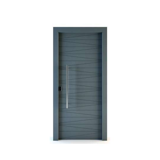 China WDMA Fire Rated Wooden Door