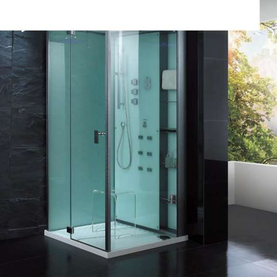 China WDMA 2 sided shower enclosure Shower door room cabin