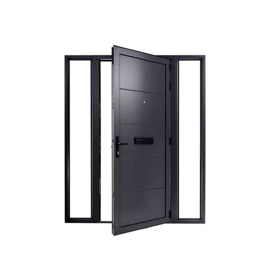 China WDMA Aluminium Back Door