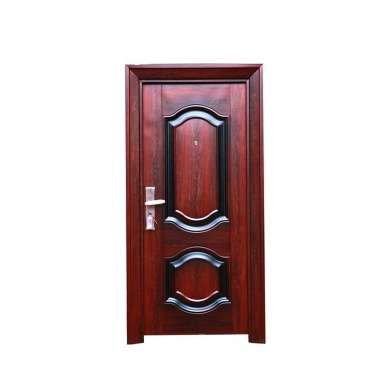 WDMA 30 x 78 Exterior American Main Entrance Steel Door From Shandong