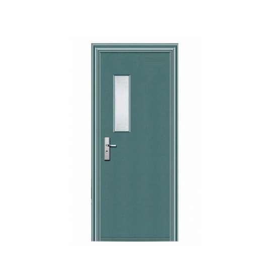 WDMA main entrance steel door