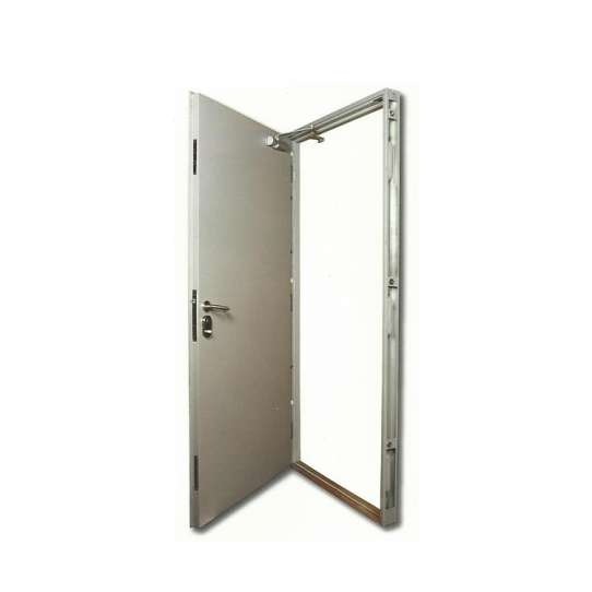 China WDMA 30 x 78 Exterior American Main Entrance Steel Door From Shandong