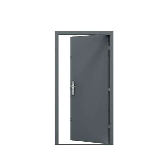 China WDMA main entrance steel door