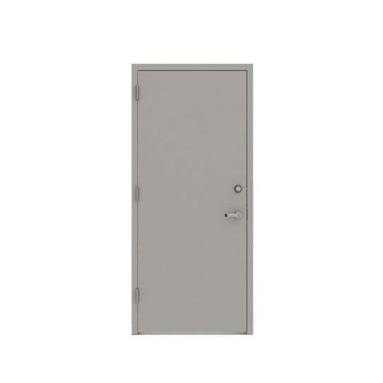 China WDMA main entrance steel door Steel door