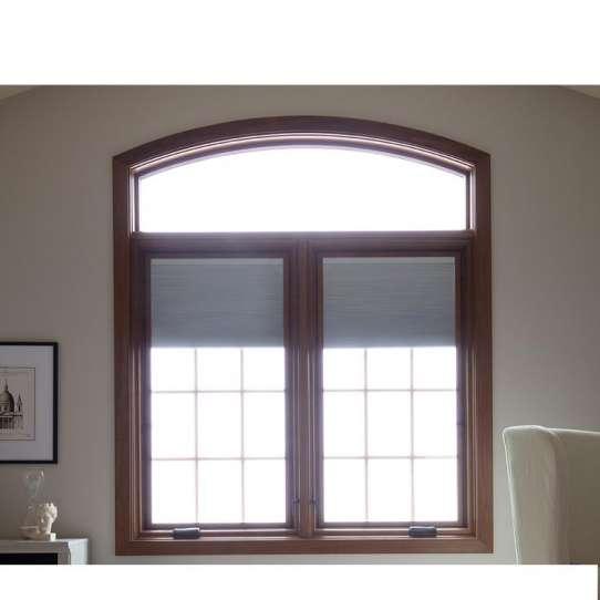 WDMA glass veranda aluminium casement window