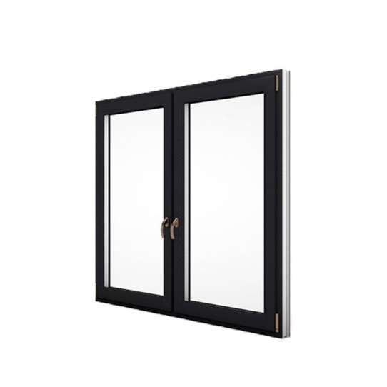 WDMA aluminium bay window Aluminum Casement Window