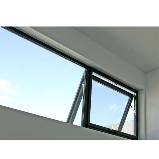 WDMA awnings aluminum window