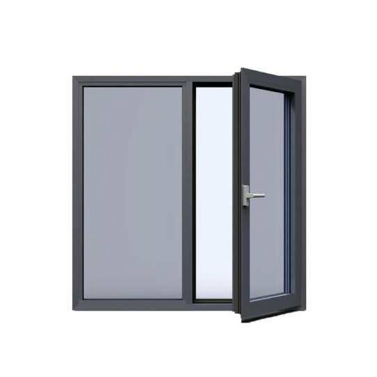 WDMA wind out window Aluminum Casement Window