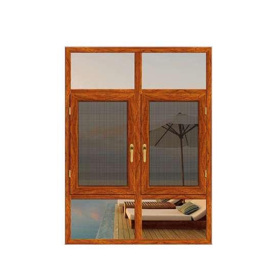 WDMA 36 x 72 casement window Aluminum Casement Window