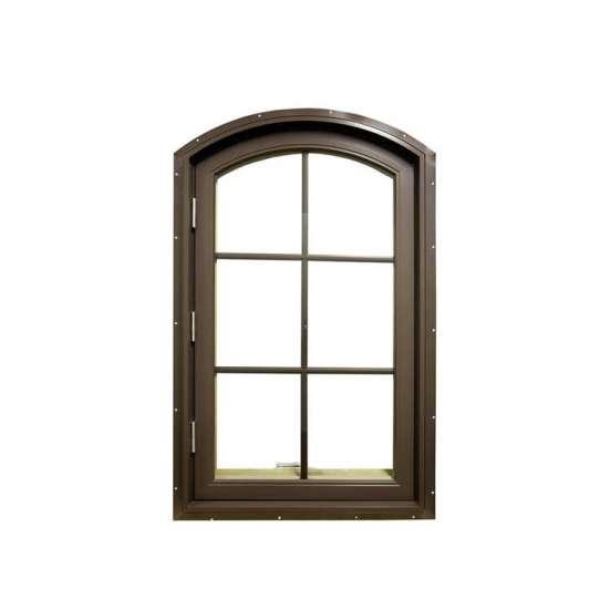 China WDMA 36 x 72 casement window