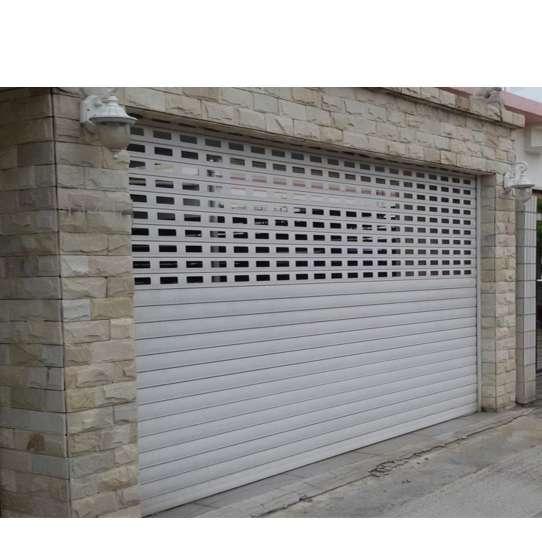 WDMA Aluminum Roller Shutter Door