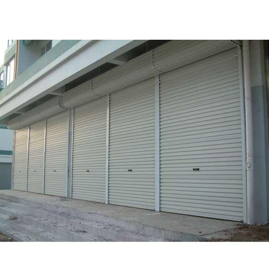 China WDMA Carport Roller Shutter Door