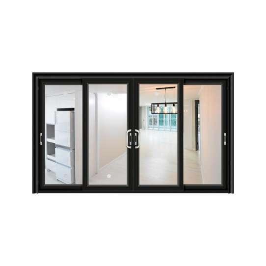 WDMA window and door Aluminum Sliding Doors