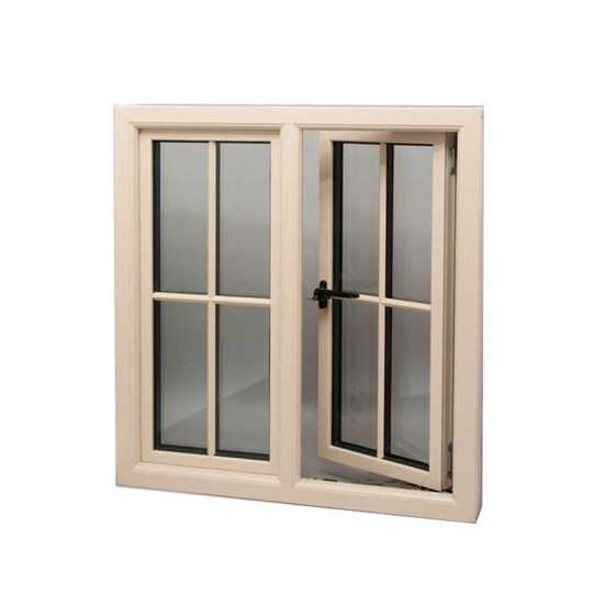 WDMA Aluminium Casement Window For Villa
