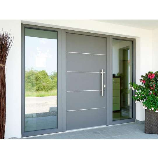 China WDMA Double Hinged Door