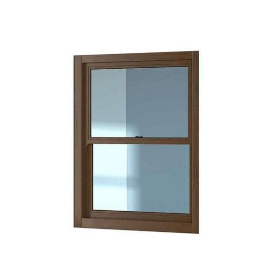China WDMA Aluminium Double Hung Window Vertical Sliding American Style Windows On Sales