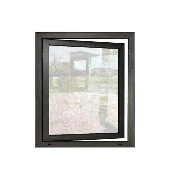 WDMA Aluminium Double Leaf Casement Windows Australian Standard