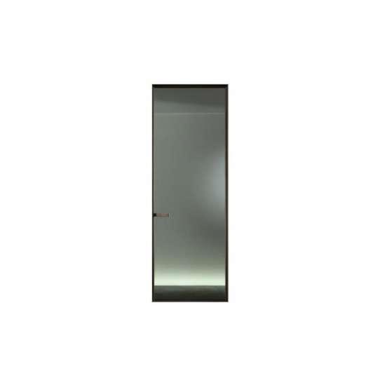 WDMA Aluminium Half Glass Room Door And Toilet Door Price In India