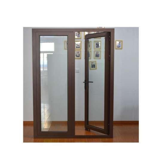 WDMA Glass Aluminium Door